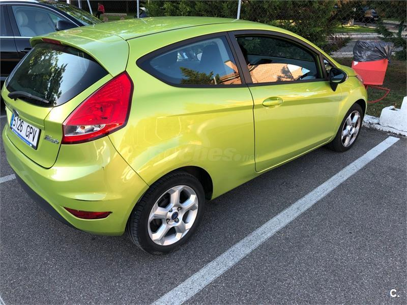 FORD Fiesta 1.6 TDCi Trend 3p.