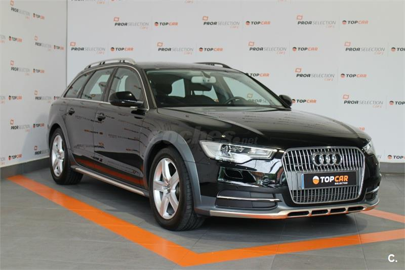 AUDI A6 allroad quattro 3.0 TDI quattro S tron Advanced edition 5p.