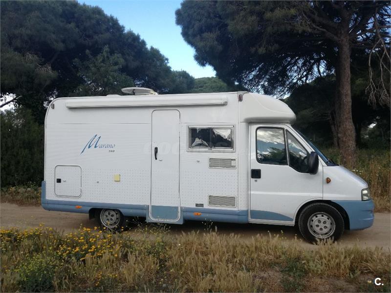 FIAT DUCATO - BURSTNER MARANO 590