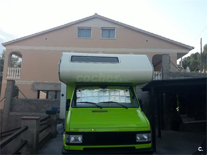 AUTOCARAVANA FIAT DUCATO 1,9 TD