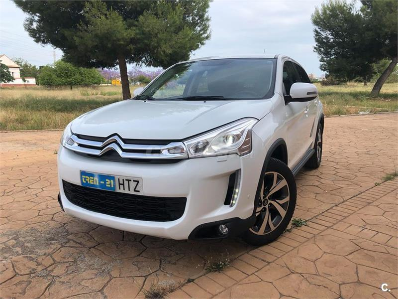 CITROEN C4 Aircross 1.6 HDi 115cv Exclusive 5p.