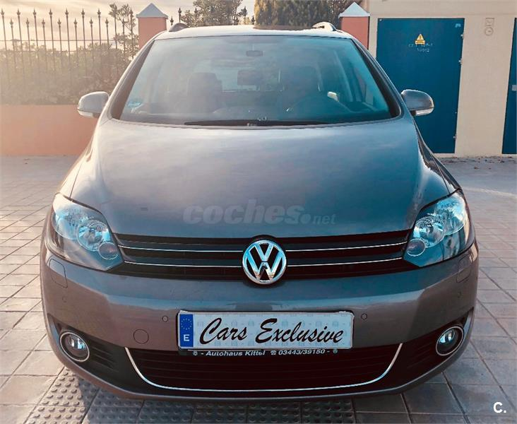 VOLKSWAGEN Golf Plus 1.6 TDI 105cv Advance BlueMotion Tech 5p.