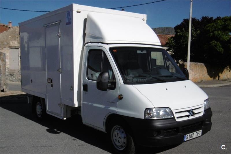 CITROEN JUMPER 2.8 HDi 130CV CAJA ISOTERMO NORMAL ( IN )