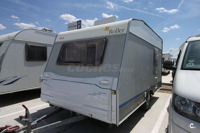 Caravana Roller Fiesta 39DD