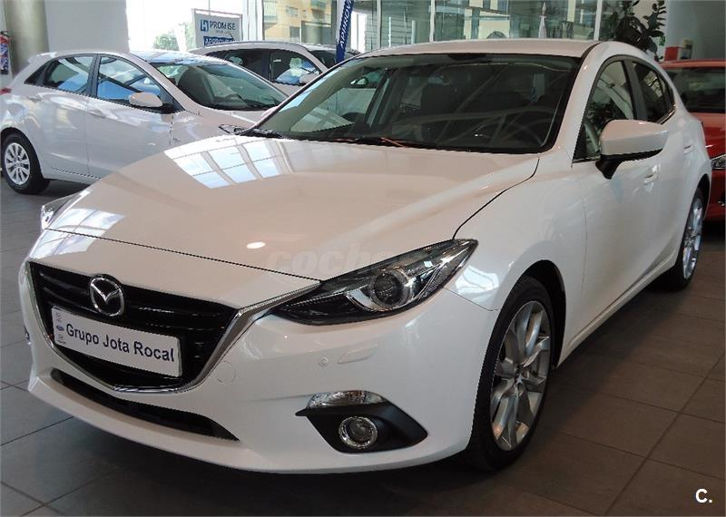 MAZDA Mazda3 1.5 DE 77kW 105CV Luxury 5p.