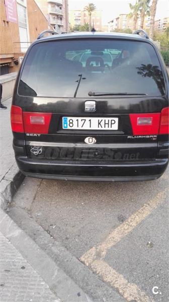 SEAT Alhambra 1.9 TDi 115CV Kids 5p.
