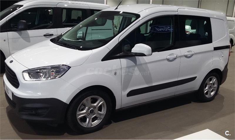 FORD Transit Courier Kombi 1.5 TDCi 71kW Trend