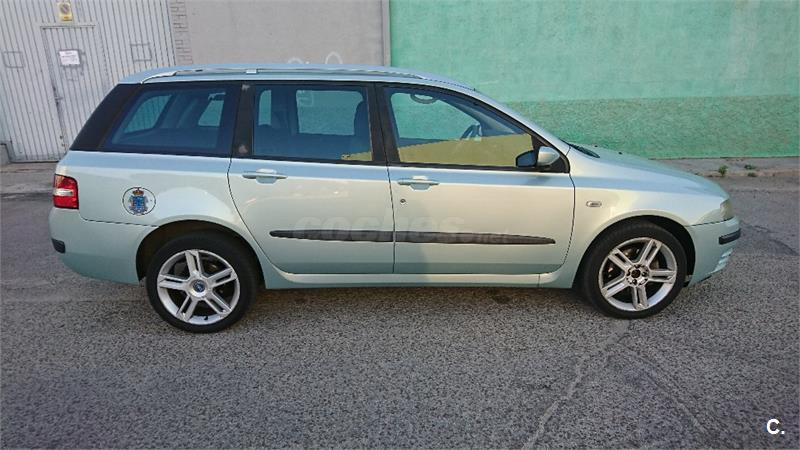 FIAT Stilo 1.9 Multijet Dynamic Multi Wagon 5p.