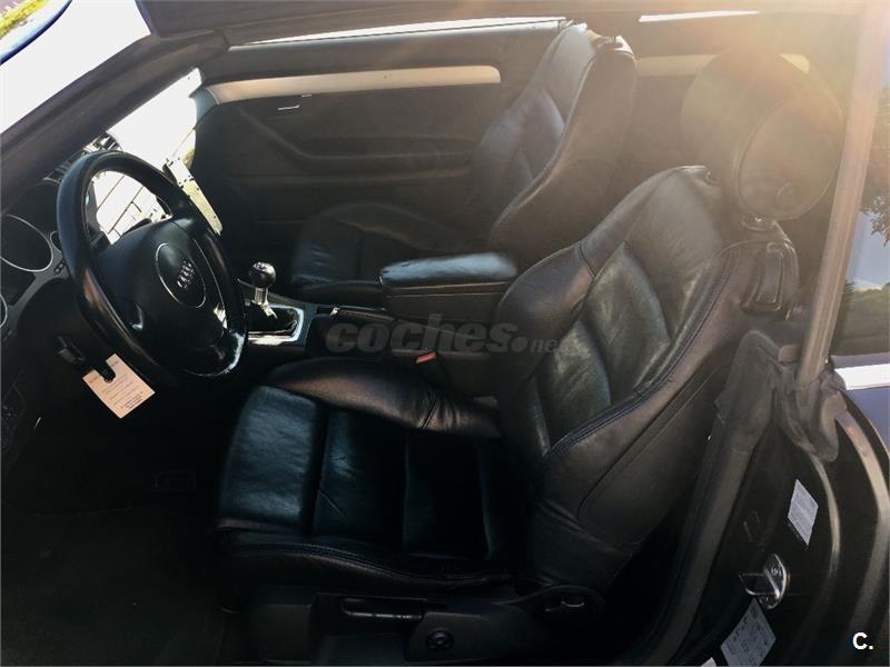 AUDI A4 2.5 TDI Cabrio 2p.