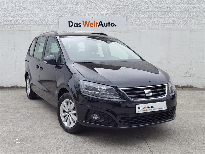 SEAT Alhambra 2.0 TDI 110kW 150CV Eco SS Ref Plus 5p.