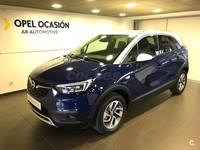 OPEL Crossland X 1.6T 88kW 120CV Excellence SS 5p.