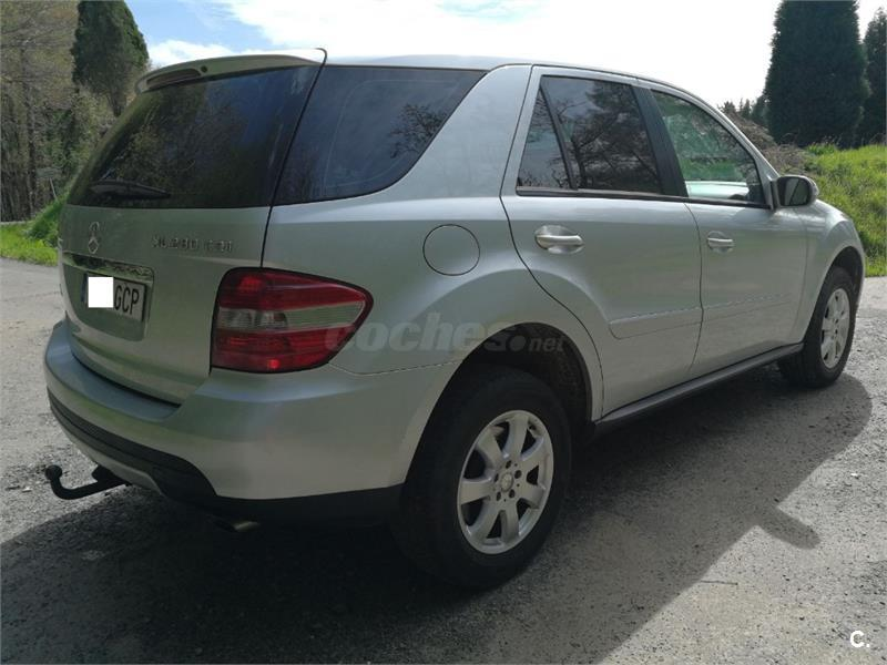 MERCEDES-BENZ Clase M ML 280 CDI 5p.