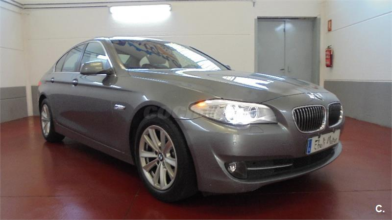BMW Serie 5 520d Essential Edition 4p.