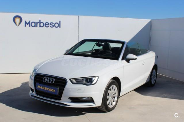 AUDI A3 Cabrio 1.6 TDI clean d 110CV Attraction 2p.