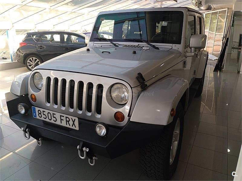 JEEP Wrangler Unlimited 2.8 CRD Sahara 4p.