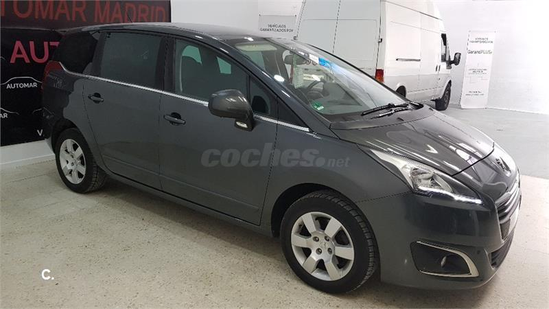 PEUGEOT 5008 Allure 1.6 BlueHDi 120 EAT6 5p.