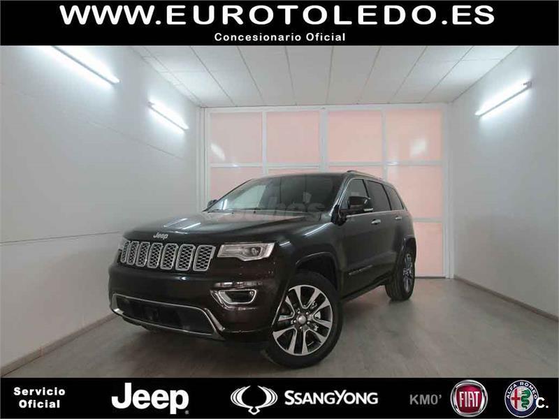 JEEP Grand Cherokee 3.0 V6 Diesel Overland 184kW 250CV E6 5p.