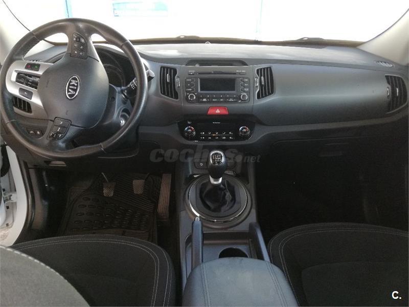 KIA Sportage 2.0 CRDI VGT Drive 4x2 5p.