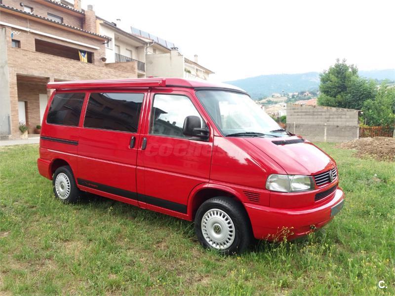 Volkswagen California 2.5 tdi 102cv