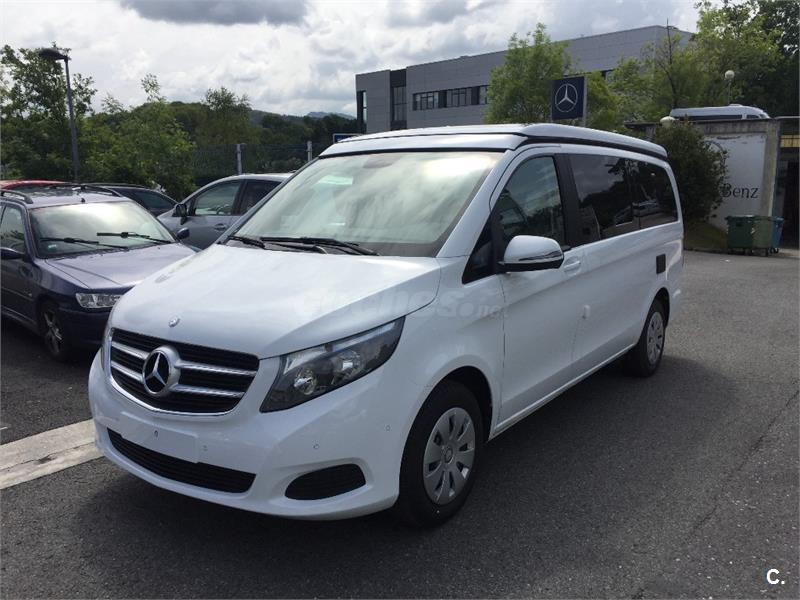 MERCEDES-BENZ Clase V 200 d Marco Polo Largo 4p.