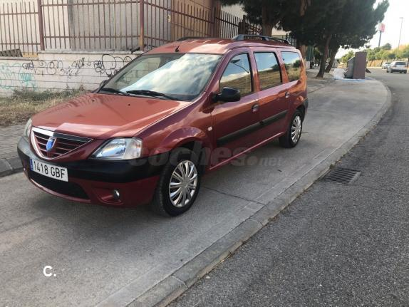 DACIA Logan Break Ambiance 1.5 dCi 85cv 5 plazas 5p.