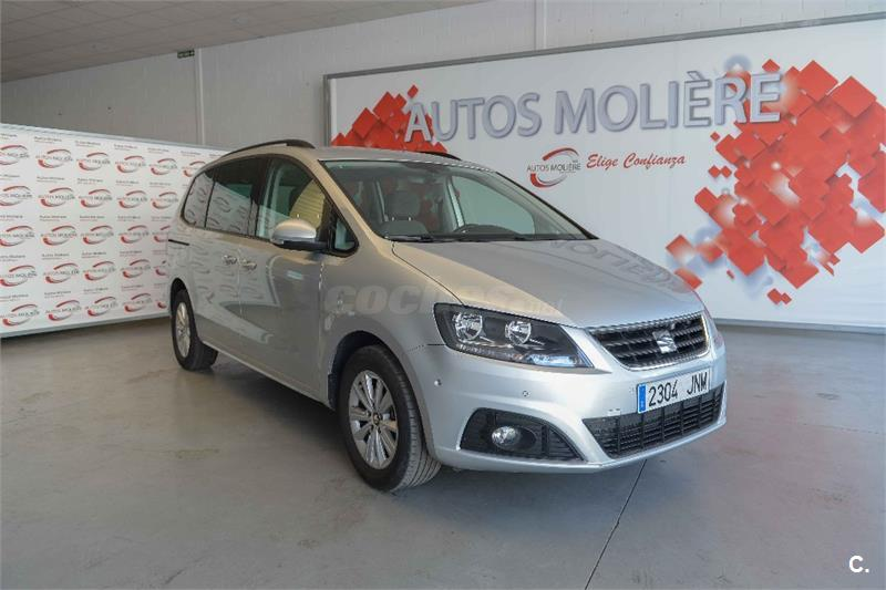 SEAT Alhambra 2.0 TDI 110kW 150CV DSG StSp Sty Pl L 5p.