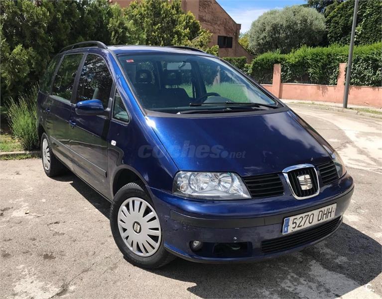 SEAT Alhambra 1.9 TDi 130CV Stylance 5p.