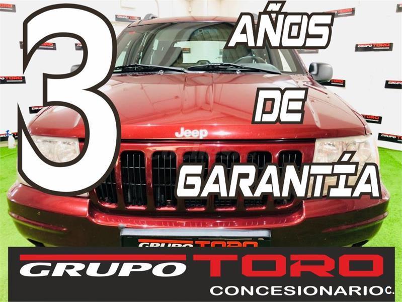 JEEP Grand Cherokee 4.7 V8 LIMITED 5p.