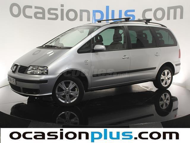 SEAT Alhambra 1.9 TDI 115cv Tiptronic Reference Plus 5p.
