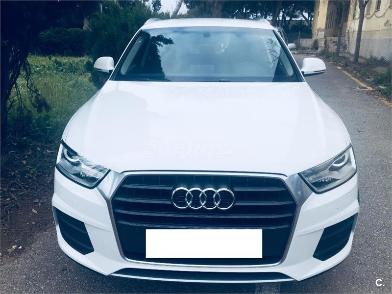 AUDI Q3 Attraction 2.0 TDI 110kW 150CV 5p.