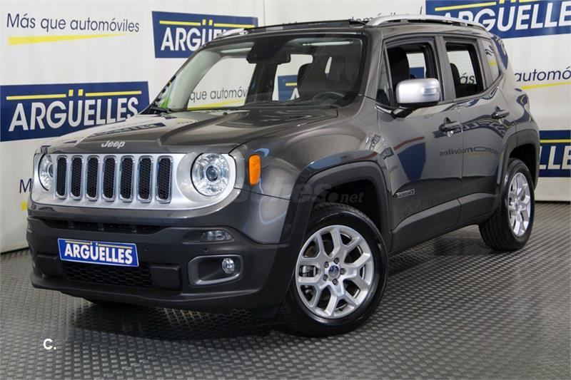 JEEP Renegade 2.0 Mjet Limited 4x4 140 CV Auto AD Low 5p.