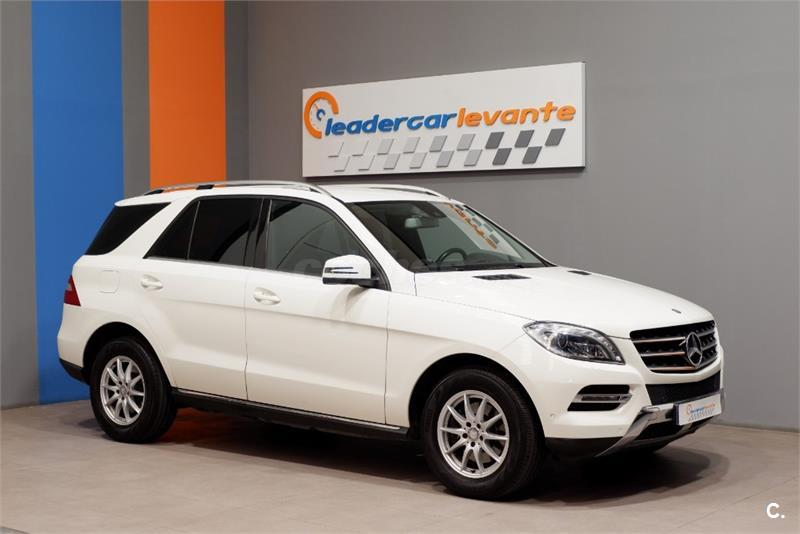 MERCEDES-BENZ Clase M ML 250 BlueTEC 4MATIC 5p.