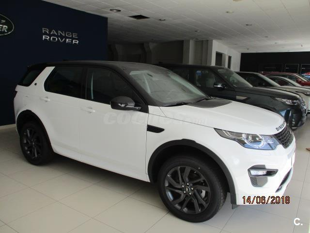 LAND-ROVER Discovery Sport 2.0L TD4 110kW 150CV 4x4 SE 5p.