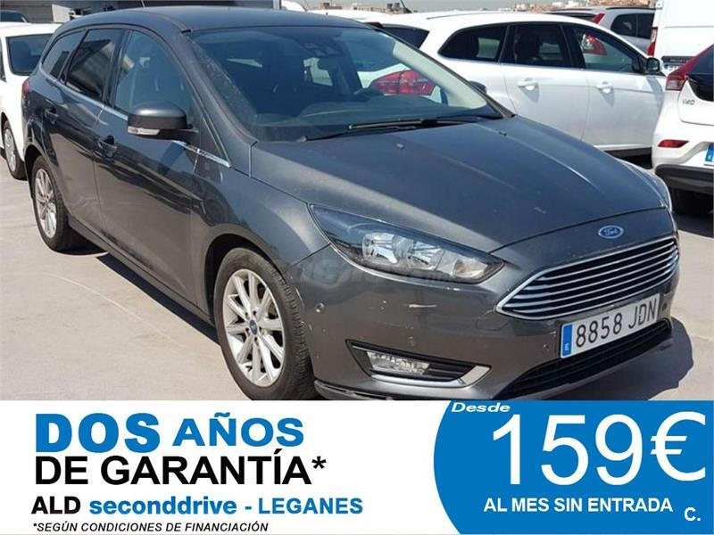 FORD Focus 1.6 TDCi 115cv Titanium Sportbreak 5p.