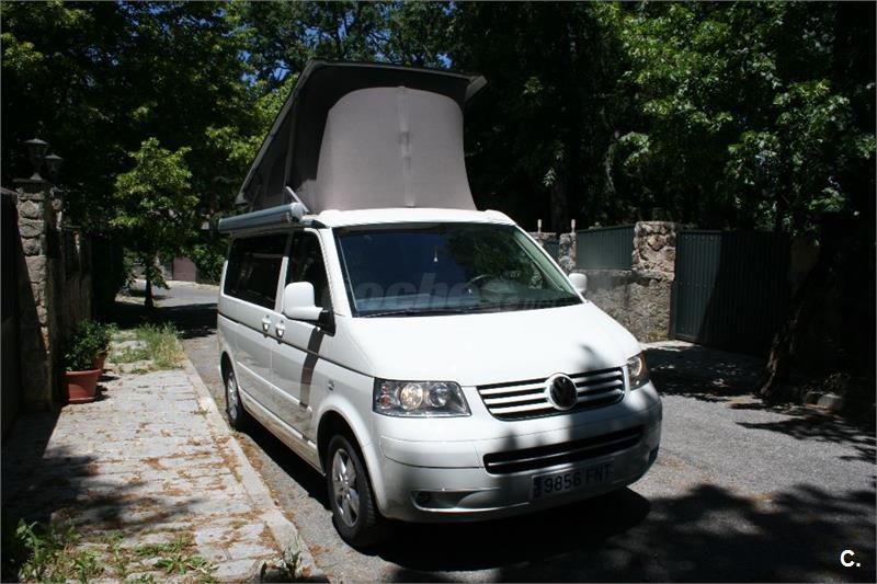 Volkswagen California T5 comforline