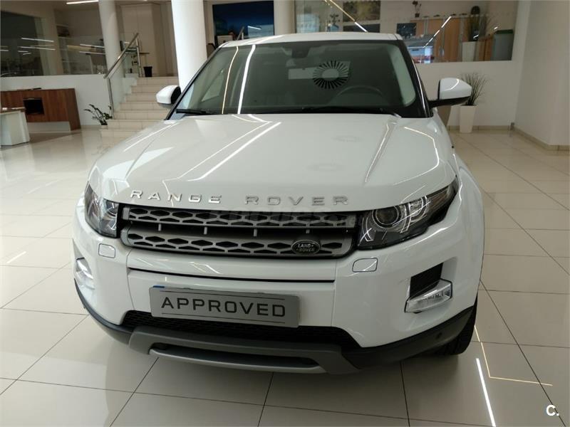 LAND-ROVER Range Rover Evoque 2.0L TD4 180CV 4x4 SE Auto 5p.