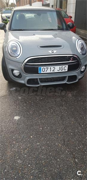 MINI MINI JOHN COOPER WORKS COUPE automatico 2p.
