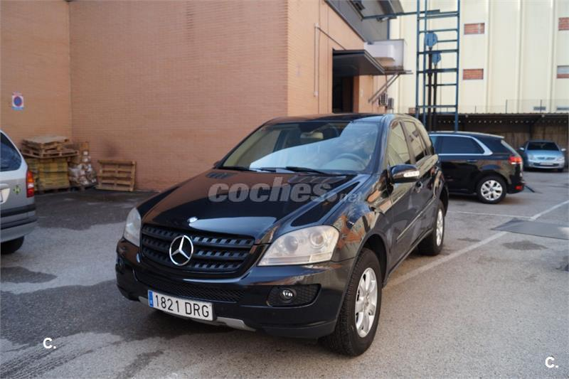 MERCEDES-BENZ Clase M ML 320 CDI 5p.