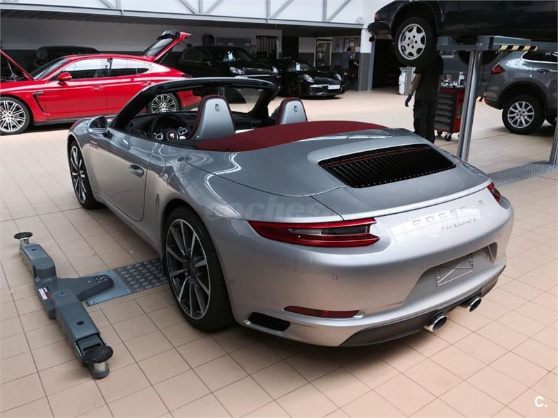 PORSCHE 911 Carrera Cabriolet 2p.
