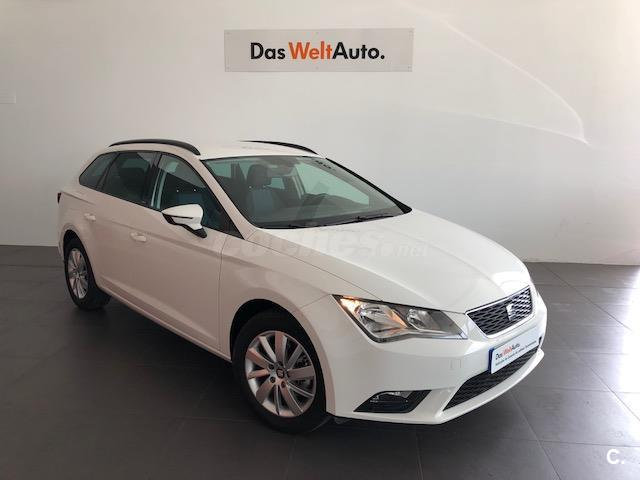 SEAT Leon ST 1.6 TDI 110cv StSp Reference Connect 5p.