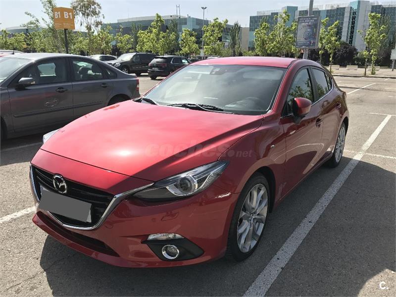 MAZDA Mazda3 2.0 GE 120 MT Luxury 5p.