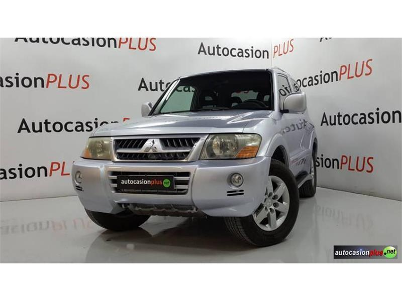MITSUBISHI Montero 3.2 DID Intense 3p.