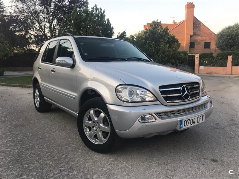 MERCEDES-BENZ Clase M ML 400 CDI AUTO 5p.