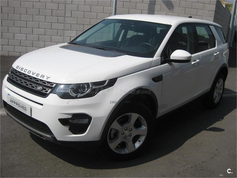LAND-ROVER Discovery Sport 2.0L eD4 110kW 150CV 4x2 Pure 5p.
