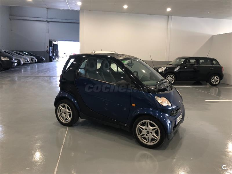 SMART fortwo coupe pure cdi 3p.