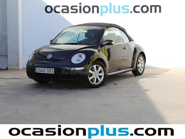VOLKSWAGEN New Beetle 1.9 TDI 105CV Cabriolet 2p.