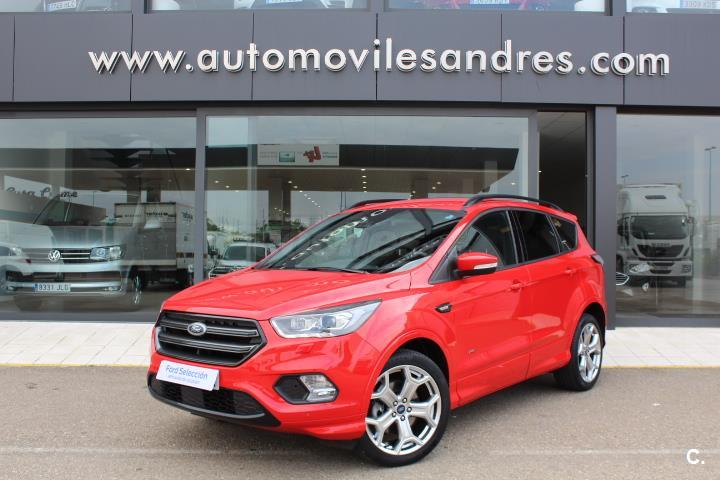 FORD Kuga 2.0 TDCi 132kW 4x4 ASS STLine Powers. 5p.