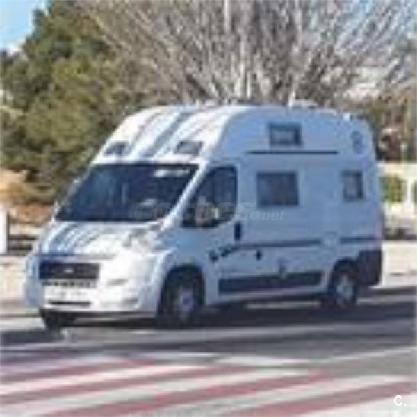 Vendo Furgoneta Camper Karmann Dexter 550