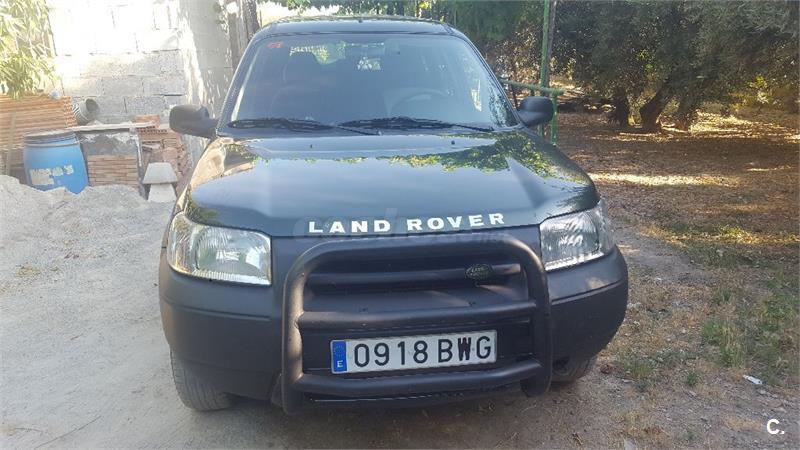 LAND-ROVER Freelander 2.0TD4 E Excursion 5p.