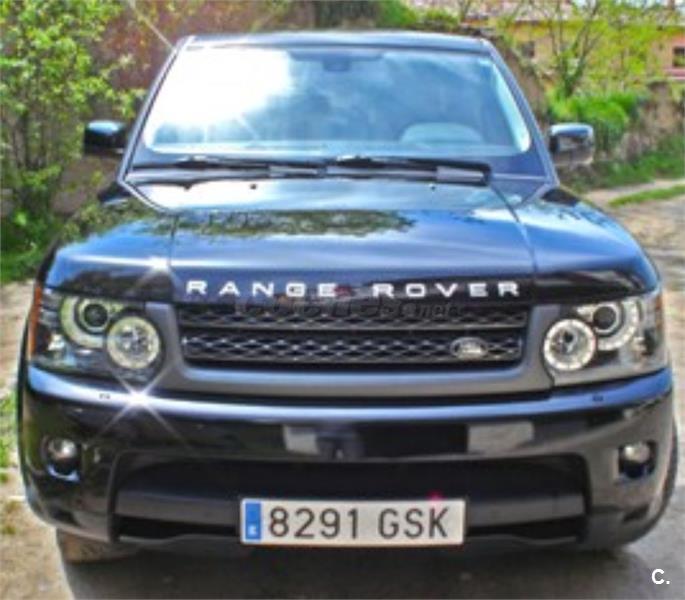 LAND-ROVER Range Rover Sport 3.0 TDV6 245 CV SE 5p.